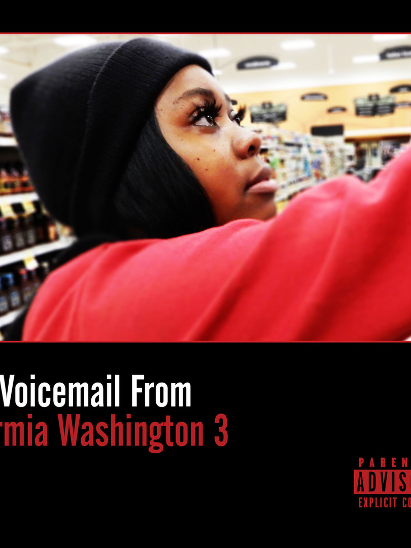 A Voicemail From Ormia Washington 3