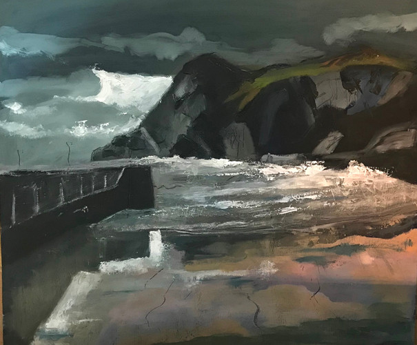 Ilfracombe Storm