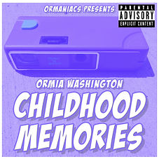 Ormia Washington CHILDHOOD  MEMORIES Fin