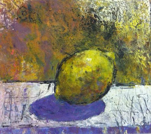 Lemon by Rebecca Barnard