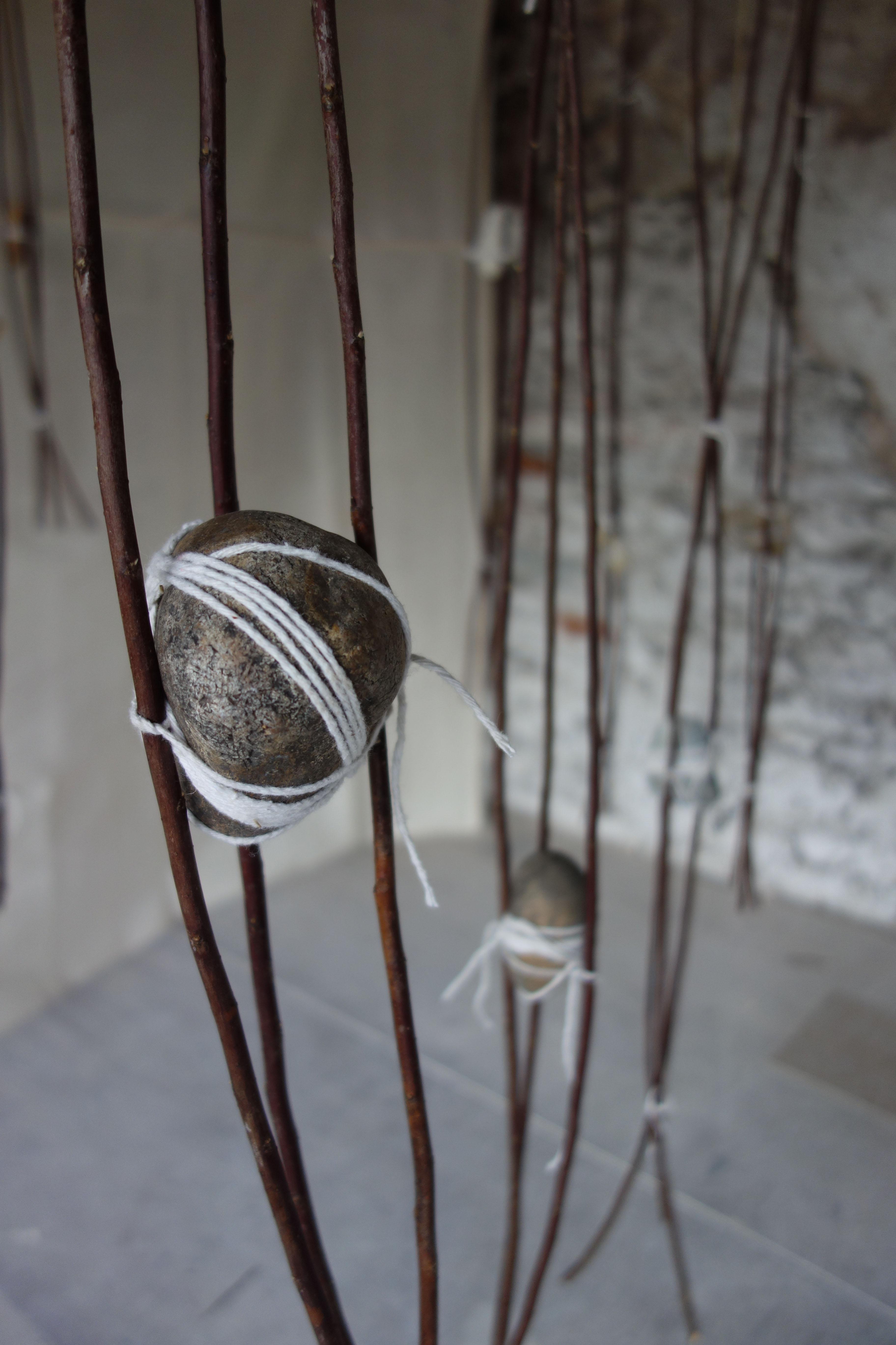 Rebecca Barnard installation