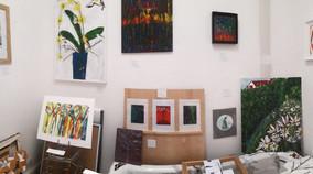 Irene's studio 2021