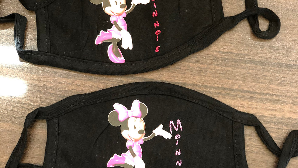 Custom Made Children Cotton Fashion Mask