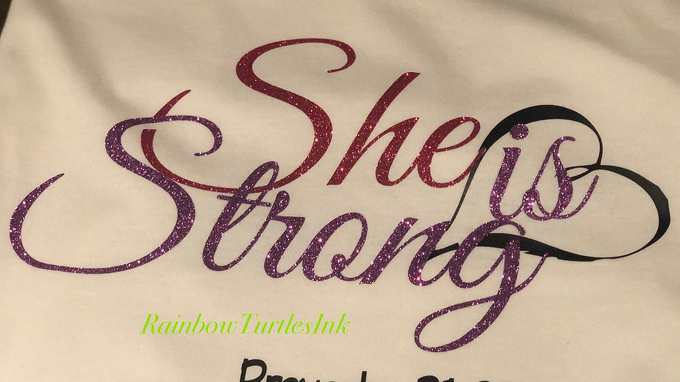 Proverbs 31/She is Strong