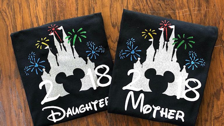 Magic Kingdom Disney Family T-Shirt