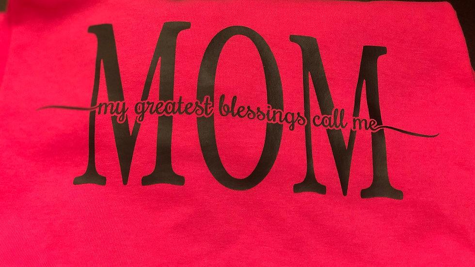 Mom/Blessings