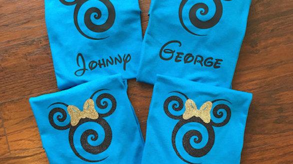 Spiral Family Disney T-Shirts