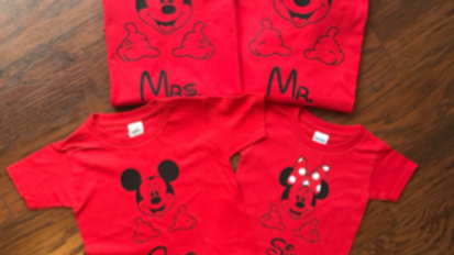Disney Family T-Shirt