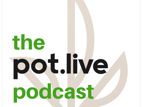 The Pot.Live Podcast: Ep.9 - Cannabis Regulations Present and Future with Lewis Koski
