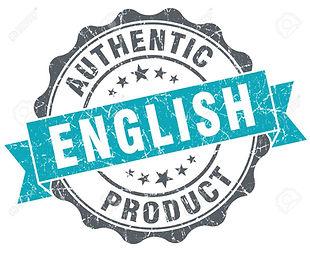 produits anglais