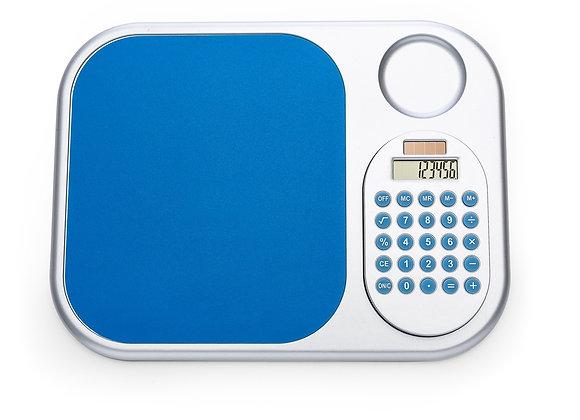 AF12185 Mouse Pad com Calculadora Solar