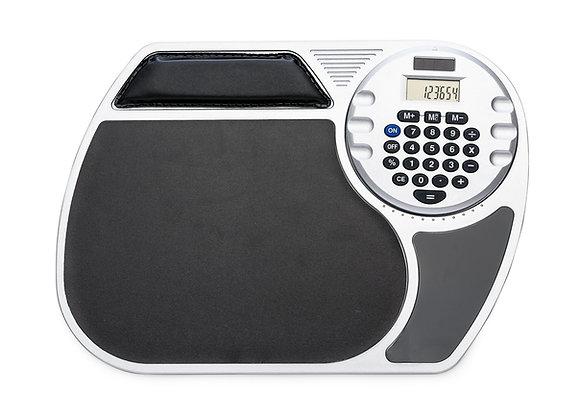 AF169 Mouse Pad com Calculadora Solar