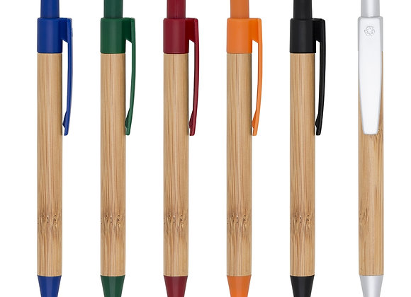 AF12172 Caneta Bambu