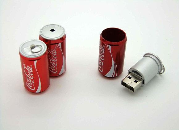 AF304 Pen Drive Lata de Cola Cola