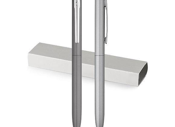 AF81005 Esferográfica em alumínio com mecanismo twist