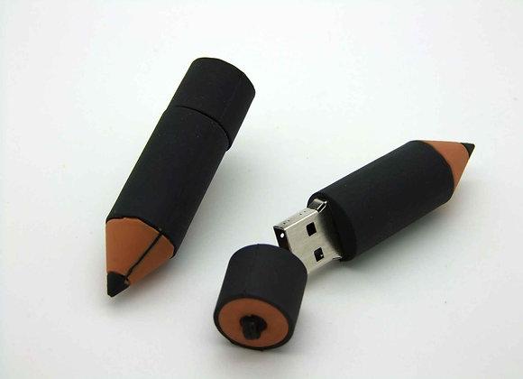 AF123 Pen Drive Lápis Preto