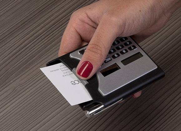 AF3919 Calculadora Porta Cartão