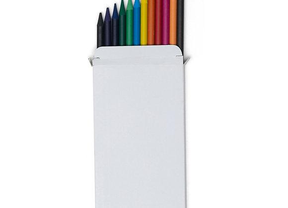 AF14102 Conjunto de Lápis com 12 Cores