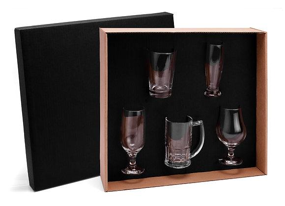 AF90040 Jogo De Copos Para Cerveja