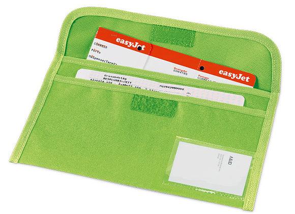 AF92132 Bolsa porta documentos de viagem