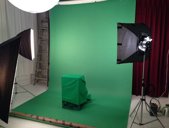 Chromakey Compositing