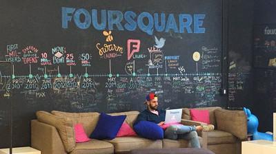 Datorama Foursquare