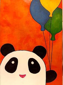Panda på kalas