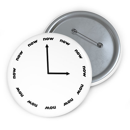 TIME IS NOW Button