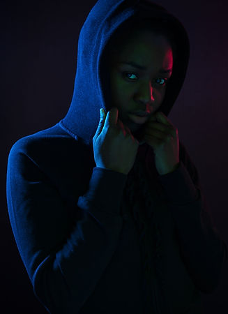 colorful-portrait-of-a-cool-black-woman-
