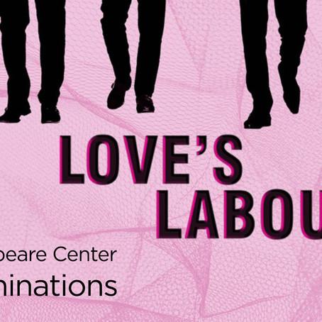 Love Labour's Lost