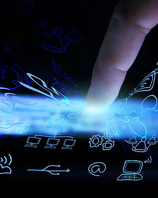 디지털 소셜 미디어