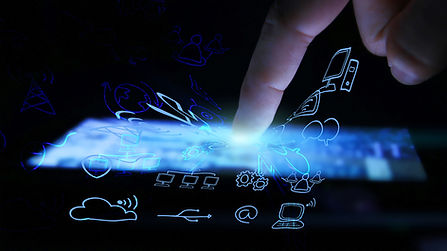 Surface Lightwave Touch