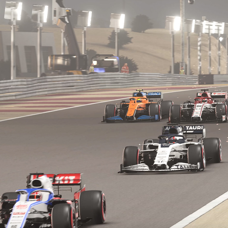 Bahrain STR Grand Prix