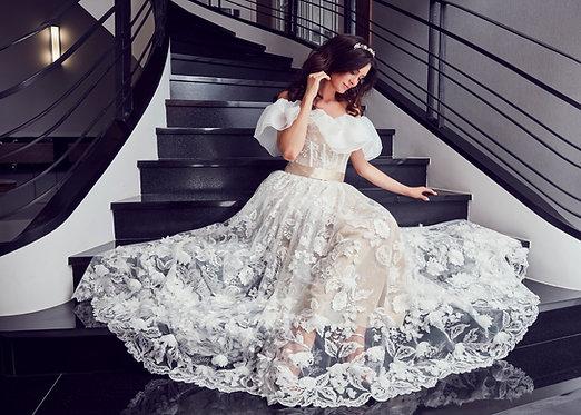 Suknia Ślubna Nicole