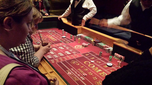Roll the Dice on a Game of Craps.jpg