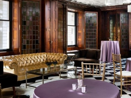 Hotel Venues for a 1920s Inspired Party
