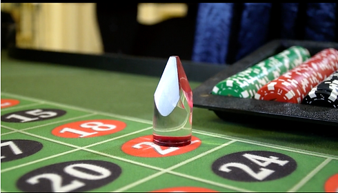 U.S. Poker & Casino Parties | Roulette Table Rentals