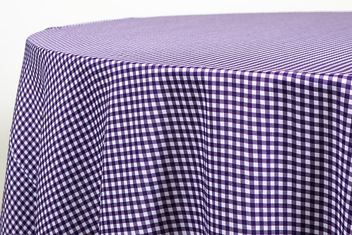 Specialty Purple Gingham