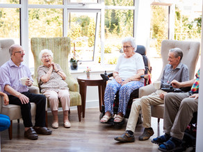 Why you can't use Residential Furniture in Senior Living Common Areas