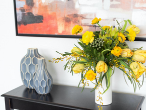 Using Real Floral Arrangements in Senior Living Communities
