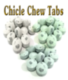 Chicle Sugarfree chew
