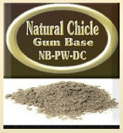 Chicle Gum Base PW-DC