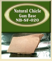 Chicle Gum Base SF-020