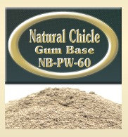 Chicle Gum Base PW-060
