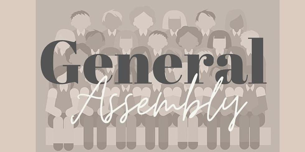 DSU Fall 2020 General Assembly