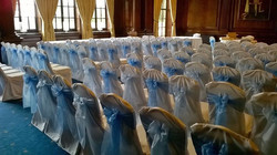 Another beautiful Wedgwood themed wedding at Swinfen Hall