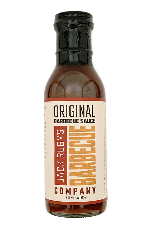 Jack Ruby's Original Barbecue Sauce