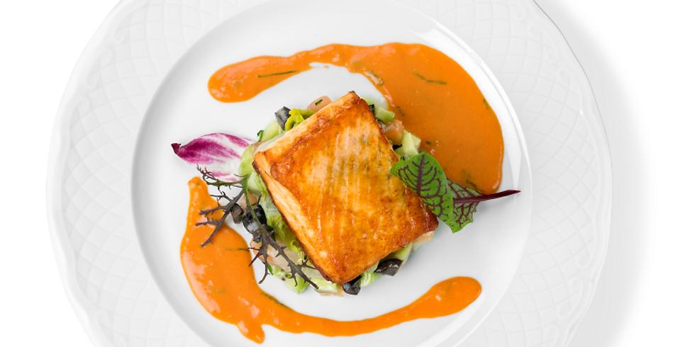 Chef Roscoe's Sauté Dinner Experience