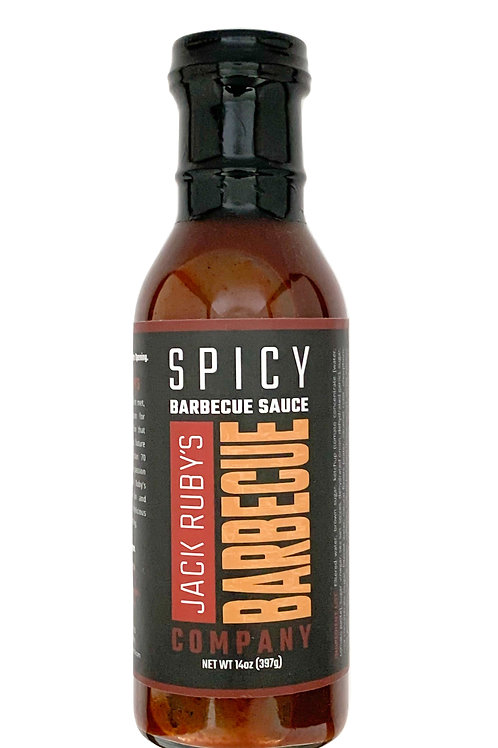 Jack Ruby's Spicy Barbecue Sauce