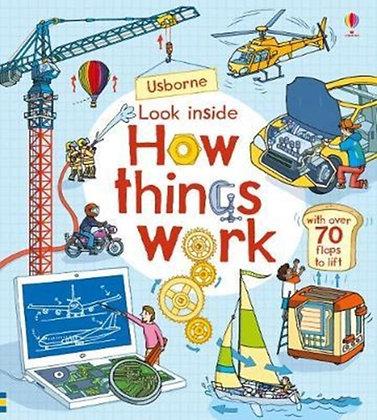 Look Inside How things Work